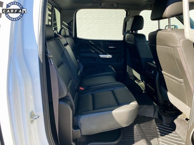 2017 Chevrolet Silverado 3500HD LTZ Madison, NC 12