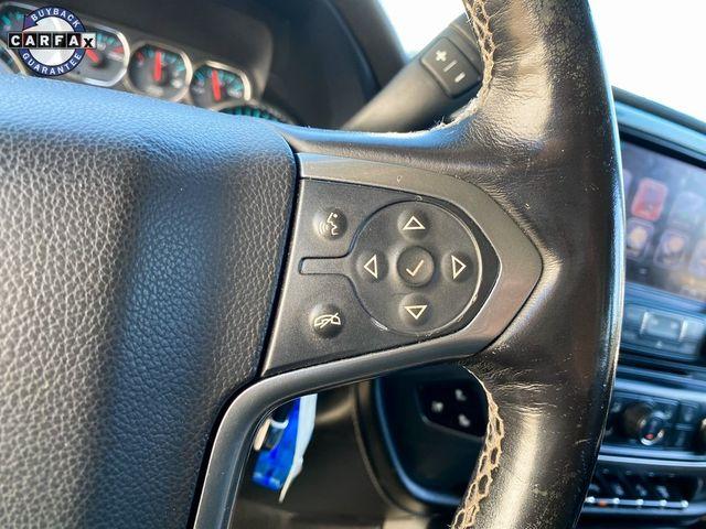 2017 Chevrolet Silverado 3500HD LTZ Madison, NC 37