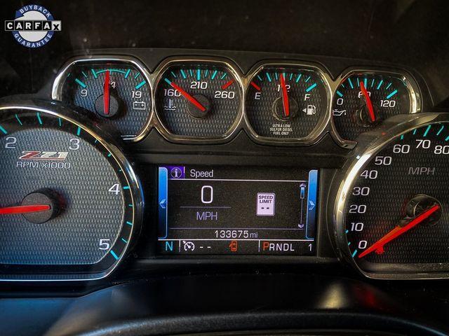 2017 Chevrolet Silverado 3500HD LTZ Madison, NC 38