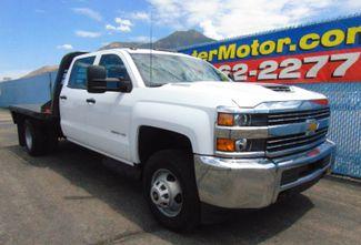 2017 Chevrolet Silverado 3500HD Work Truck Nephi, Utah