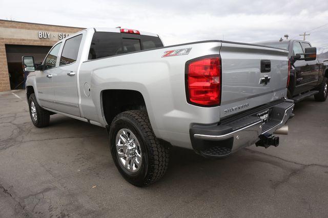 2017 Chevrolet Silverado 3500HD LTZ in Orem, Utah 84057