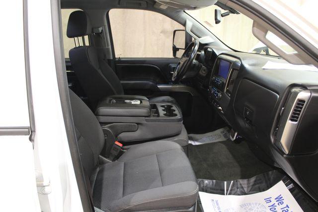2017 Chevrolet Silverado 3500HD 4x4 Crane assist truck LT in Roscoe, IL 61073