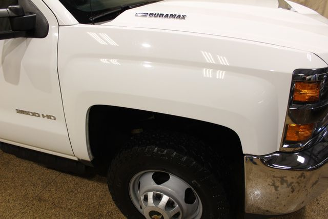 2017 Chevrolet Silverado 3500HD Diesel 4x4 Dually Work Truck in Roscoe, IL 61073