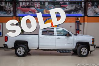 2017 Chevrolet Silverado SRW 2500HD LT 4X4 in Addison, Texas 75001