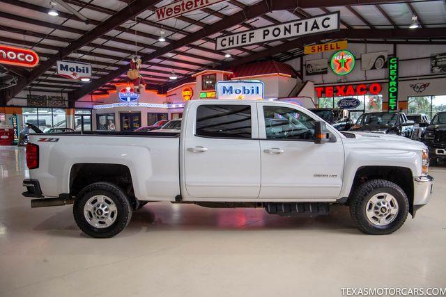 2017 Chevrolet Silverado SRW 2500HD LT 4X4 in Addison, Texas 75001