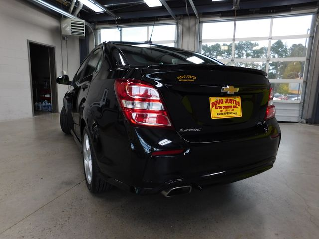 2017 Chevrolet Sonic LT in Airport Motor Mile ( Metro Knoxville ), TN 37777