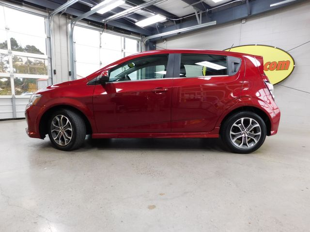 2017 Chevrolet Sonic RS in Airport Motor Mile ( Metro Knoxville ), TN 37777