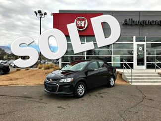 2017 Chevrolet Sonic LT in Albuquerque, New Mexico 87109
