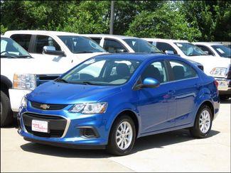 2017 Chevrolet Sonic LT Kinetic Blue Metallic  in  Iowa