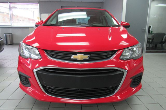 2017 Chevrolet Sonic LT W/ BACK UP CAM Chicago, Illinois 1