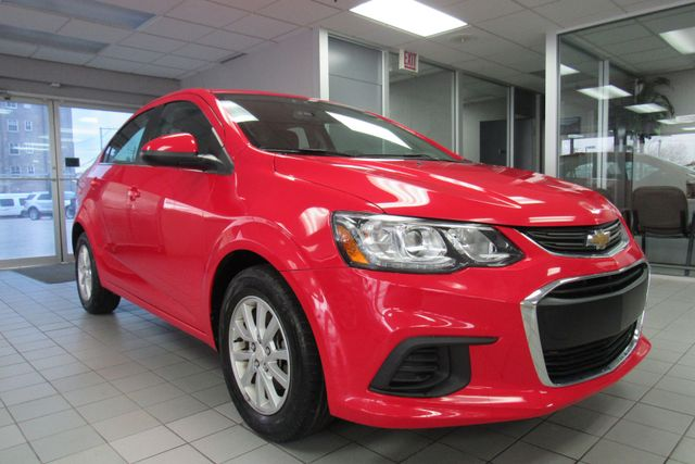 2017 Chevrolet Sonic LT W/ BACK UP CAM Chicago, Illinois