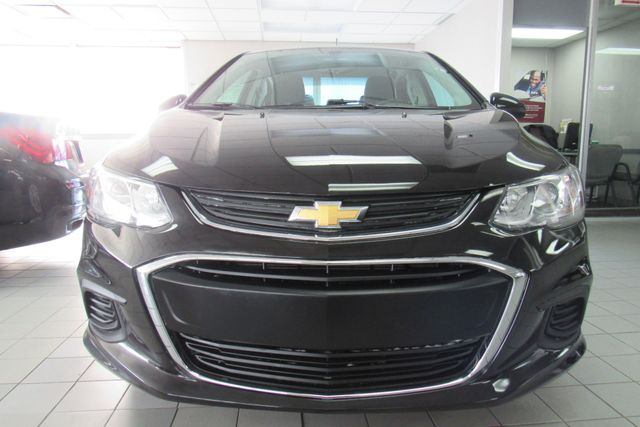 2017 Chevrolet Sonic LT W/ BACK UP CAM Chicago, Illinois 1