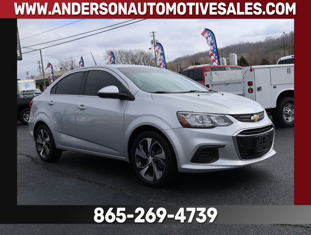 2017 Chevrolet Sonic Premier in Clinton, TN 37716