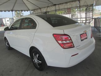 2017 Chevrolet Sonic LS Gardena, California 1