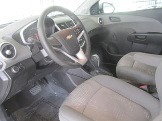 2017 Chevrolet Sonic LS Gardena, California 4