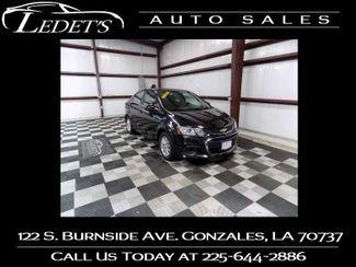 2017 Chevrolet Sonic LT - Ledet's Auto Sales Gonzales_state_zip in Gonzales