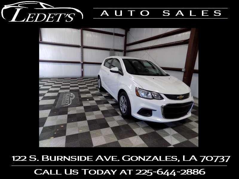 2017 Chevrolet Sonic LT - Ledet's Auto Sales Gonzales_state_zip in Gonzales Louisiana