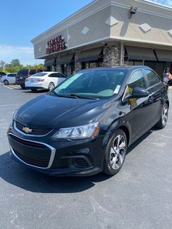 2017 Chevrolet Sonic Premier | Hot Springs, AR | Central Auto Sales in Hot Springs AR