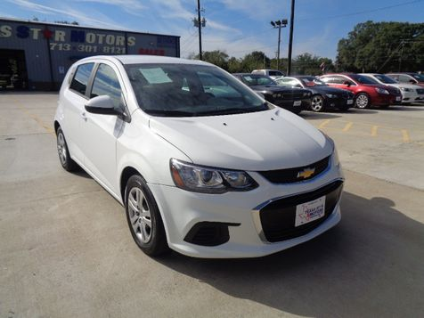 2017 Chevrolet Sonic LT in Houston
