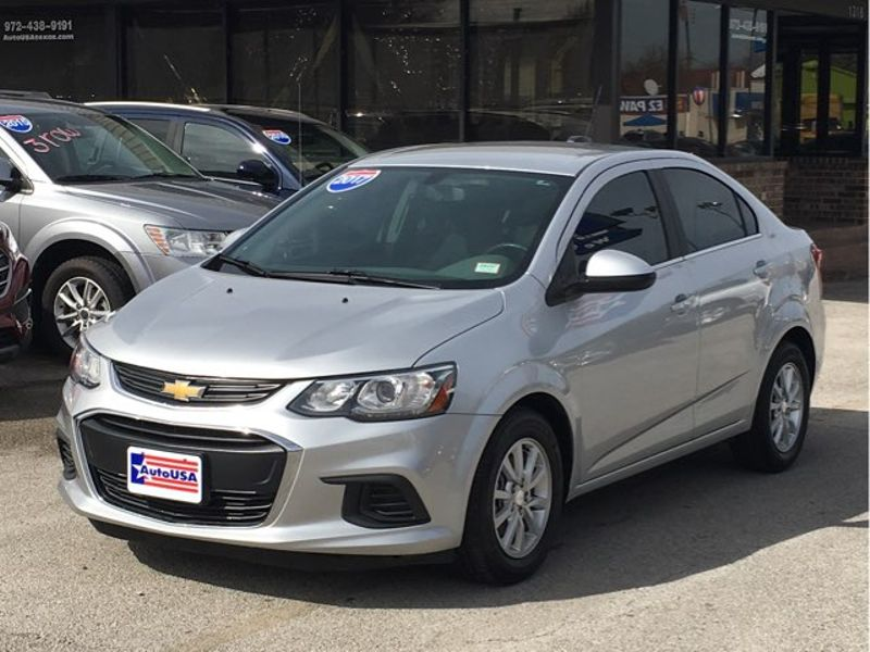 2017 Chevrolet Sonic Lt Camera Irving Texas Auto Usa In