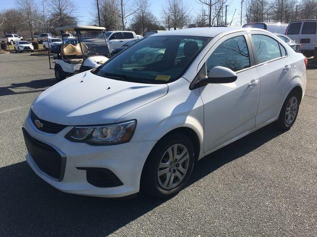 2017 Chevrolet Sonic LS in Kernersville, NC 27284