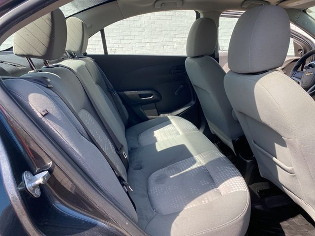 2017 Chevrolet Sonic LS Madison, NC 9
