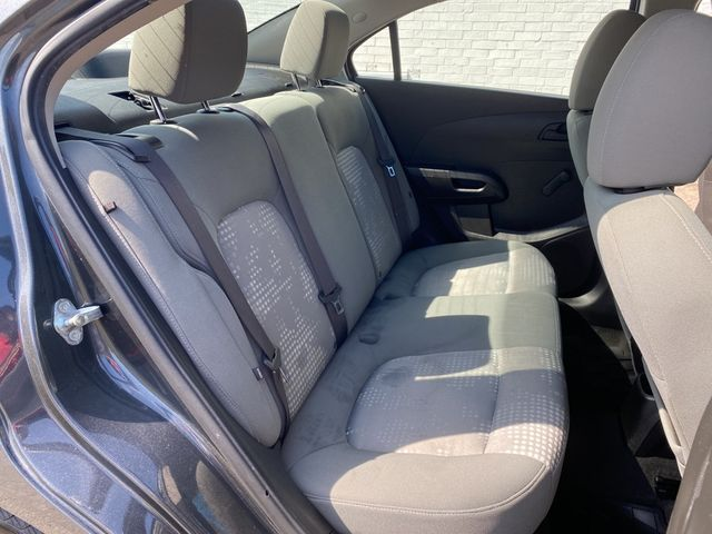 2017 Chevrolet Sonic LS Madison, NC 10