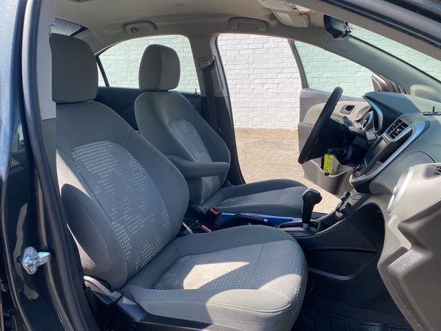 2017 Chevrolet Sonic LS Madison, NC 12