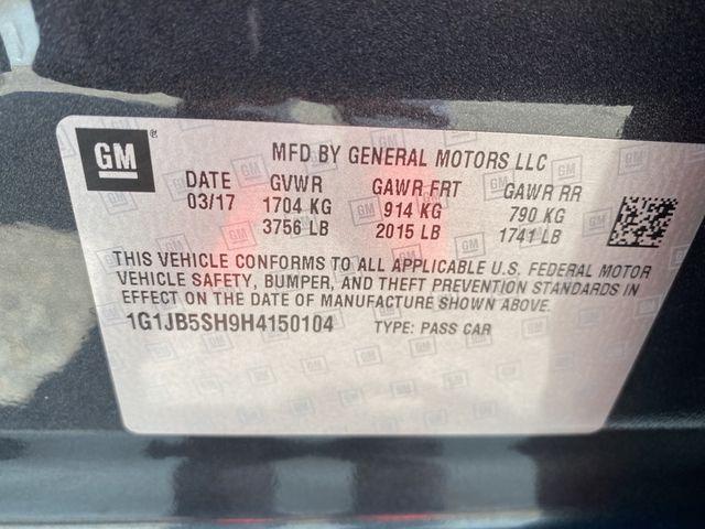 2017 Chevrolet Sonic LS Madison, NC 37