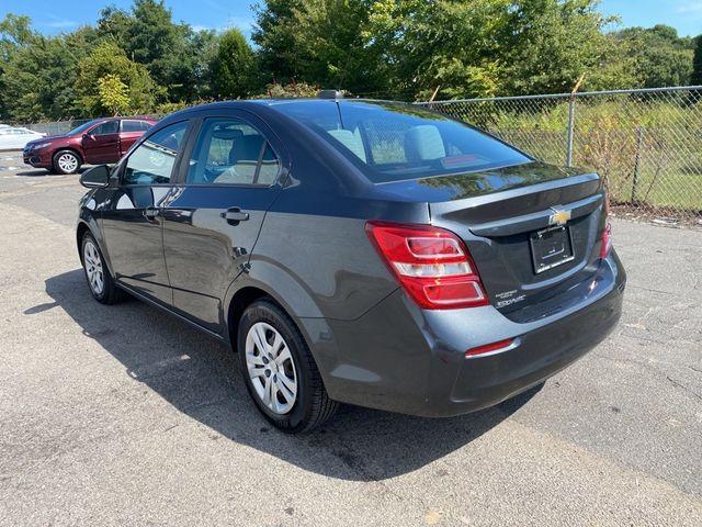 2017 Chevrolet Sonic LS Madison, NC 3