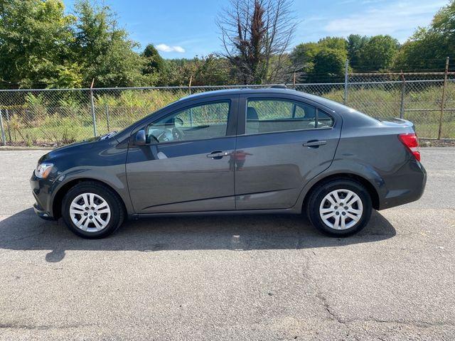 2017 Chevrolet Sonic LS Madison, NC 4