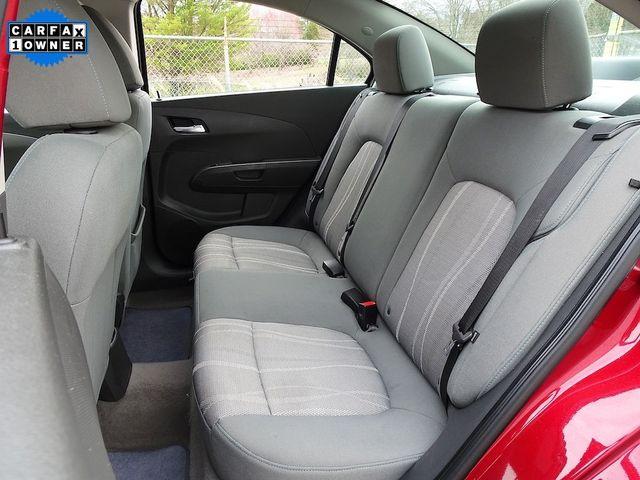 2017 Chevrolet Sonic LT Madison, NC 31