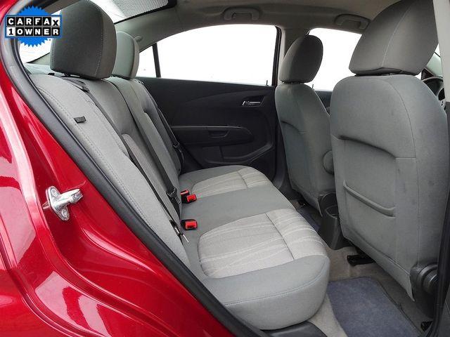 2017 Chevrolet Sonic LT Madison, NC 33