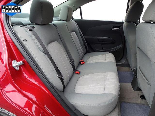 2017 Chevrolet Sonic LT Madison, NC 34