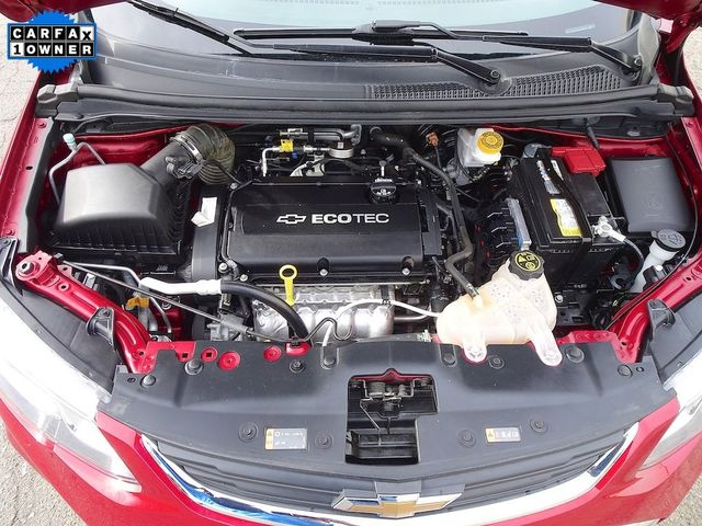 2017 Chevrolet Sonic LT Madison, NC 42