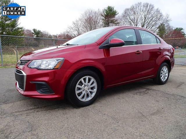 2017 Chevrolet Sonic LT Madison, NC 6