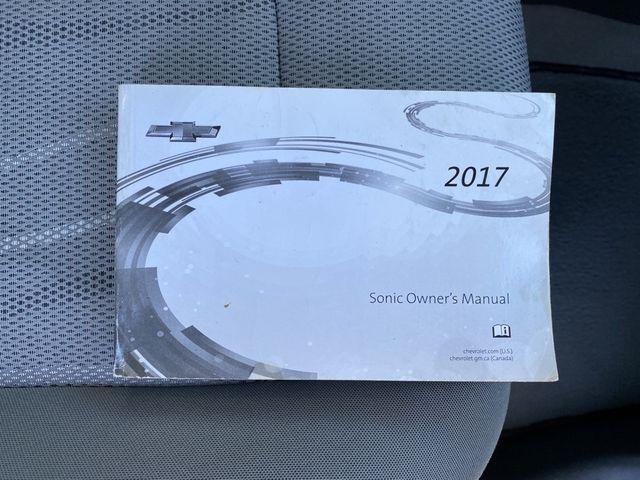 2017 Chevrolet Sonic LT Madison, NC 10