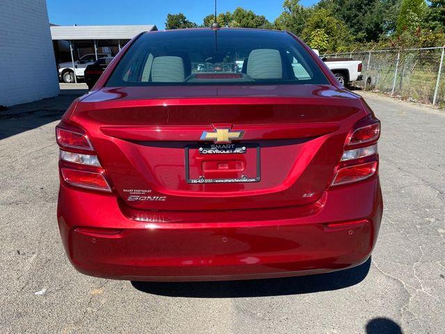 2017 Chevrolet Sonic LT Madison, NC 2