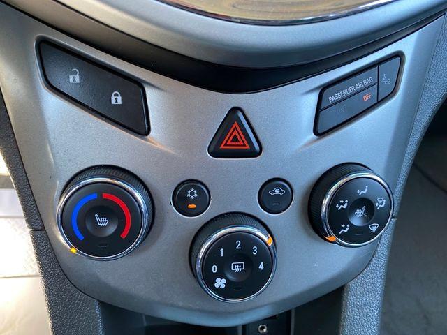 2017 Chevrolet Sonic LT Madison, NC 29
