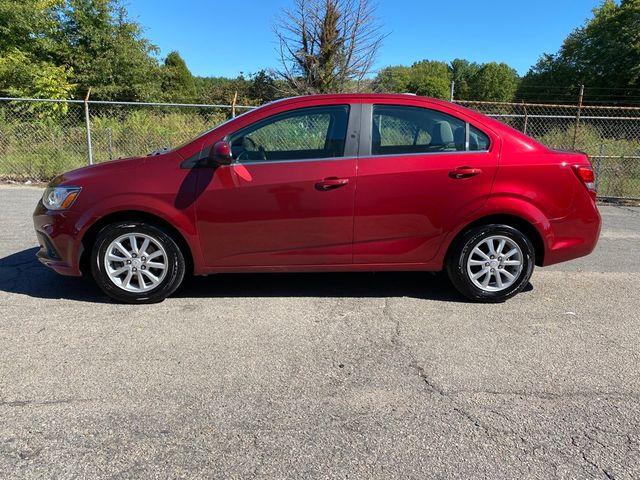 2017 Chevrolet Sonic LT Madison, NC 4