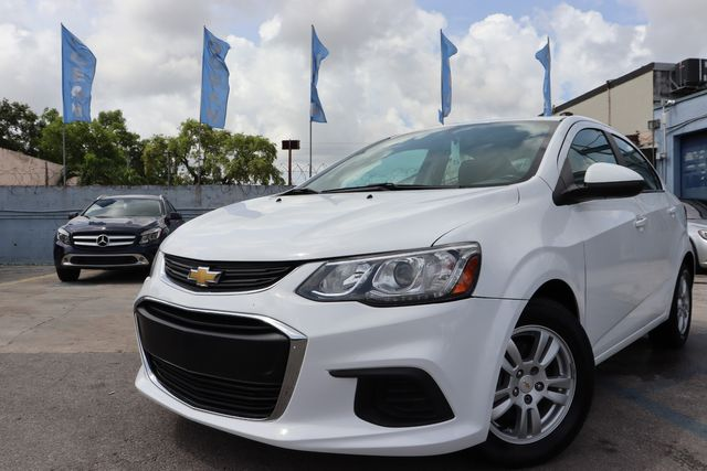 2017 Chevrolet Sonic Premier in Miami, FL 33142