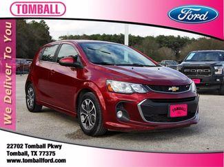 2017 Chevrolet Sonic LT in Tomball, TX 77375