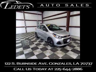 2017 Chevrolet Spark LS - Ledet's Auto Sales Gonzales_state_zip in Gonzales