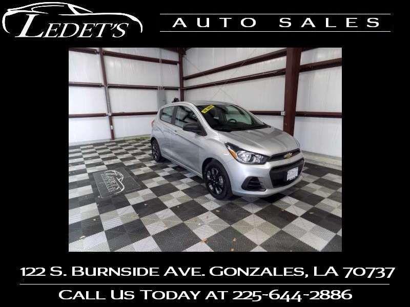 2017 Chevrolet Spark LS - Ledet's Auto Sales Gonzales_state_zip in Gonzales Louisiana