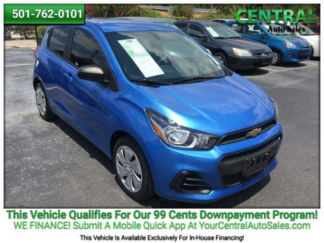 2017 Chevrolet Spark LS | Hot Springs, AR | Central Auto Sales in Hot Springs AR