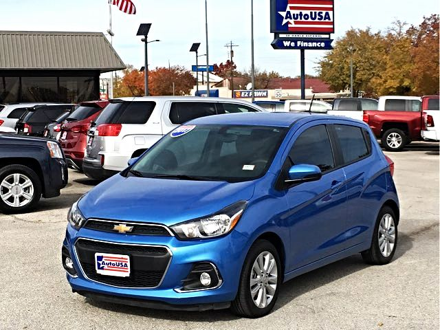 2017 Chevrolet Spark LT | Irving, Texas | Auto USA in Irving Texas