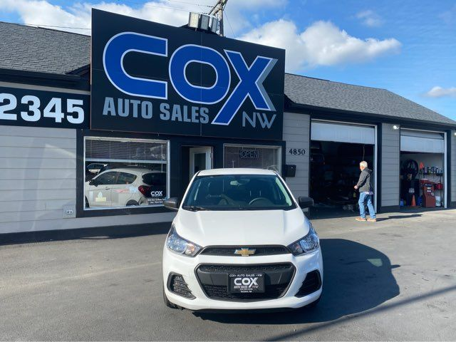2017 Chevrolet Spark LS in Tacoma, WA 98409