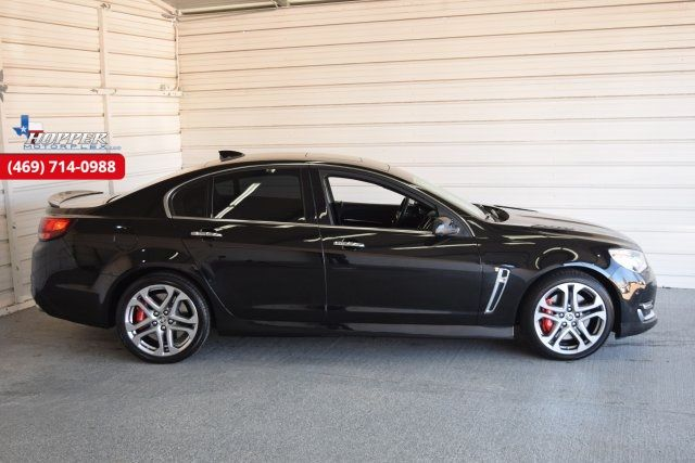 2017 Chevrolet SS Base Limited production in McKinney Texas, 75070