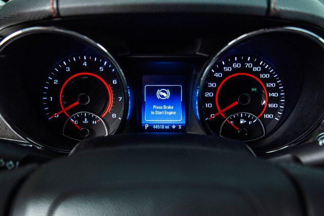 2017 Chevrolet SS Sedan in Slipstream Blue in Addison, TX 75001
