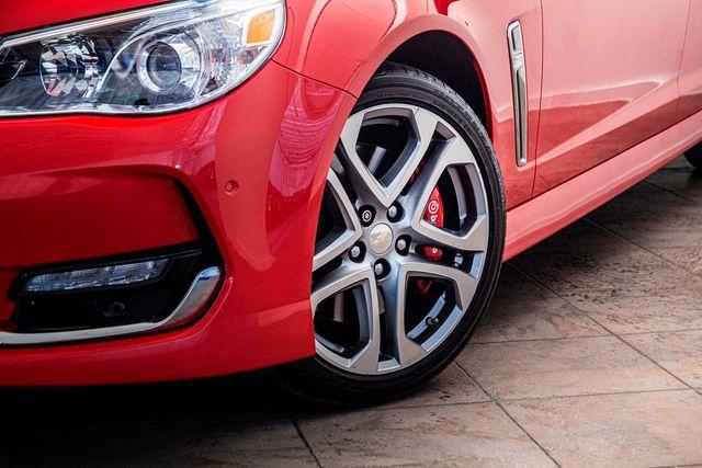 2017 Chevrolet SS Sedan 6-Speed Manual in Addison, TX 75001